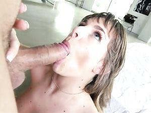 Kimmy Granger Gobbles Big Dick And Fucks Him