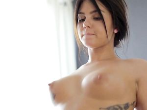 Perky Titties Teenager Fucked By Her Skilled Masseur