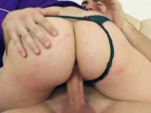 Big Cock And A Sporty Girl Banging Hardcore