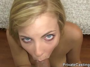 Nice Tits And Wide Hips On The Hardcore Slut