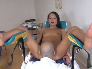 Big Dick MD Fucks Her Slutty Teenage Asshole