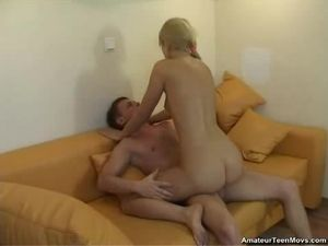 Balling An 18 Year Old Pussy Feels So Good