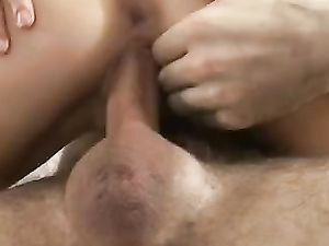 Blonde Babe Fingered And Fucked Afterwards
