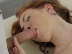 True Passion From The Skinny Teenage Cock Slut
