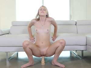 Not So Innocent 18 Year Old Fucks With Passion