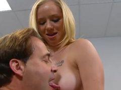 Irresistible Perky Titties On A Young Cocksucking Slut
