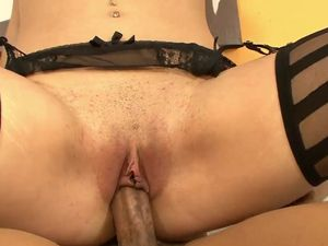 Deepthroating Latina Is Eager To Ride His Erection