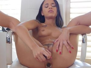 Naughty Girl Gives Him Her Ass For Incredible Sex