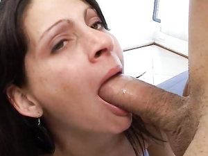 Big Tits Latina Girl Craves Anal Stretching Sex