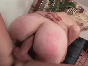 Anal Pounding Makes The 18 Year Old Moan And Groan